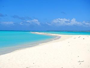 南の島のきれいな海